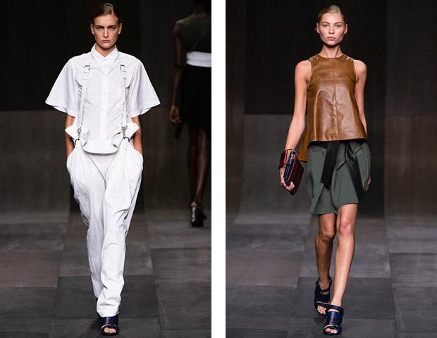 Парижская неделя моды: показы Damir Doma, Dries Van Noten, Rochas, Gareth Pugh и Mugler. Изображение № 3.