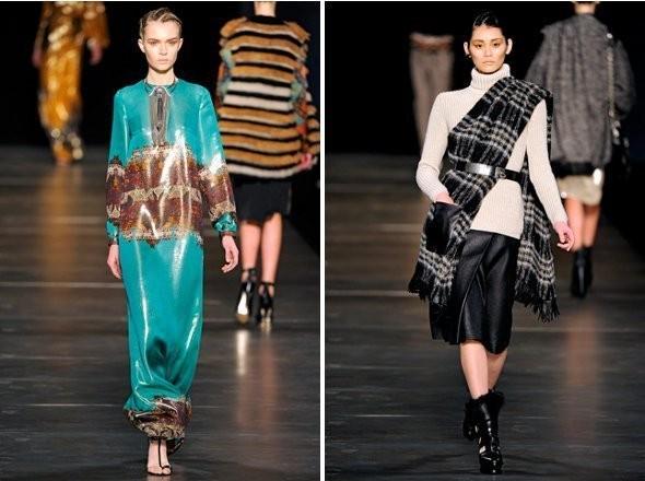 Изображение 8. Показы на Milan Fashion Week FW 2011: день 3.. Изображение № 8.
