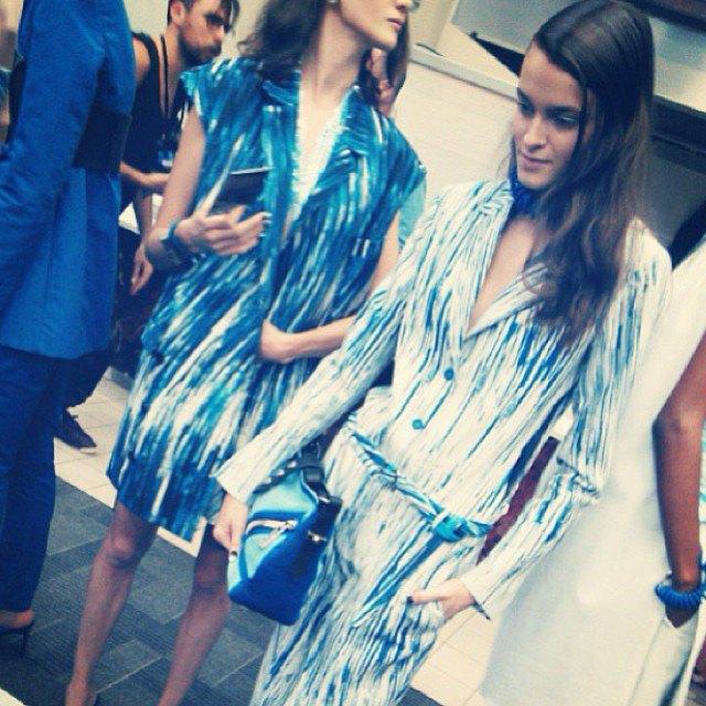 Прямой репортаж  с Paris Fashion Week:  День 6. Изображение № 32.