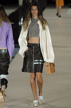London Fashion Week: Topshop Unique, Acne и Marios Shwab. Изображение № 24.