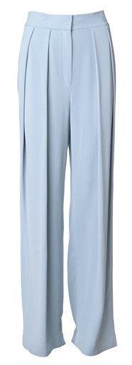 Широкие брюки в осенне-зимних коллекциях. Изображение № 18.