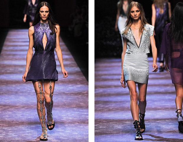 Парижская неделя моды: Показы Chanel, Valentino, Alexander McQueen и Paco Rabanne. Изображение № 34.
