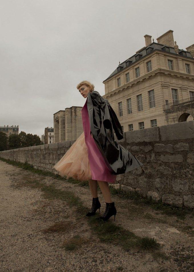 Tattoosweaters представили красивую съёмку  с фотодуэтом Bénin Paris. Изображение № 4.