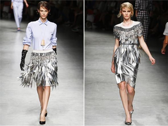 Показы на Milan Fashion Week SS 2012: День 1. Изображение № 12.