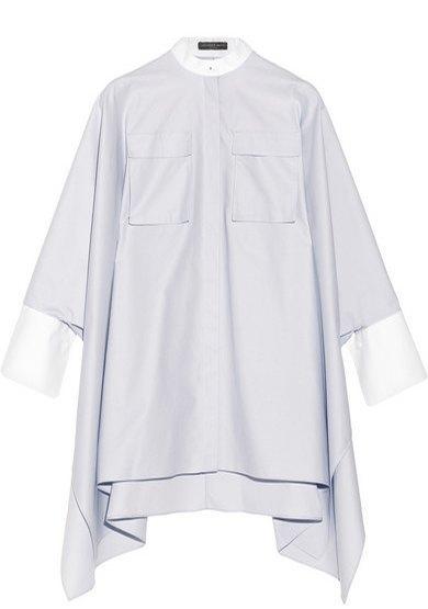 Платья-рубашки  в весенне-летних коллекциях. Изображение № 11.