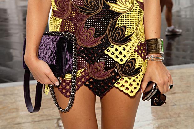 Неделя моды в Нью-Йорке. Изображение № 25.