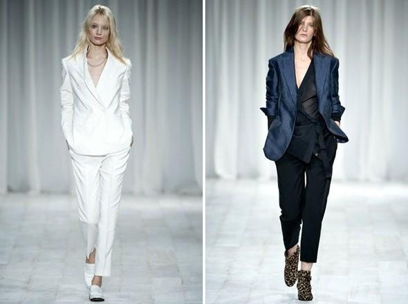 Показы на London Fashion Week SS 2012: День 3. Изображение № 2.