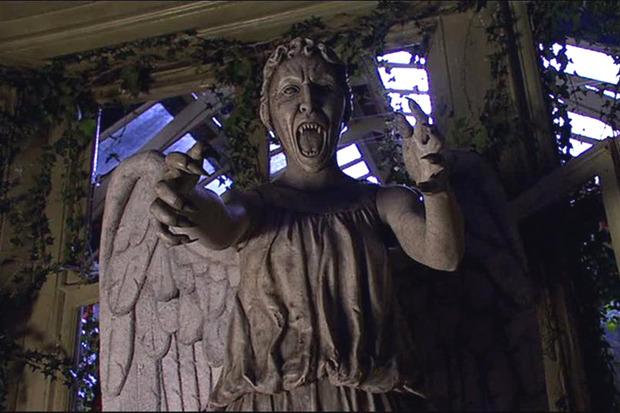 Плачущий ангел. Изображение № 17.