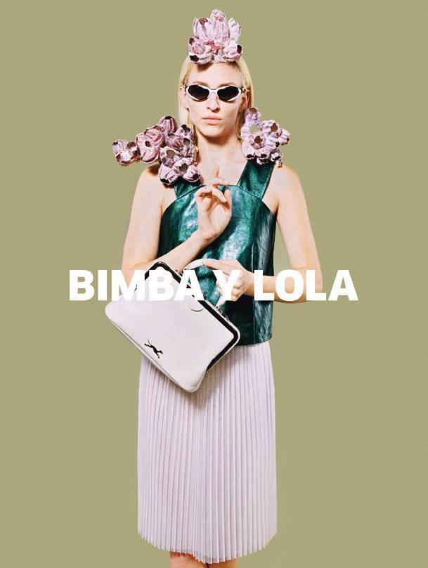 Synchrodogs сняли новую рекламную кампанию bimba & lola. Изображение № 6.