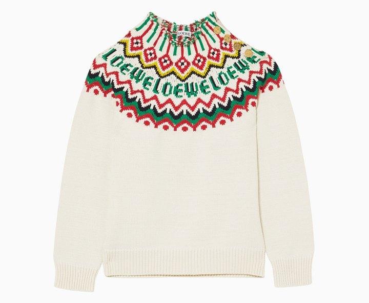 «Уродливые» свитера для Нового года: От простых до роскошных. Изображение № 11.
