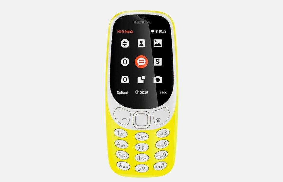 Новый Nokia 3310 — таким вы его ещё не видели. Изображение № 1.