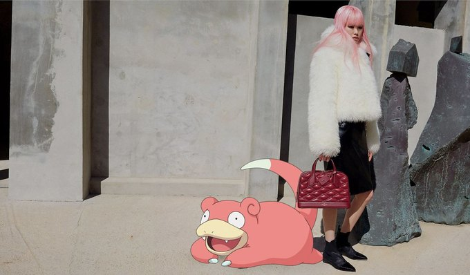 Мода, только лучше: Тумблог Pokemon x Fashion. Изображение № 1.