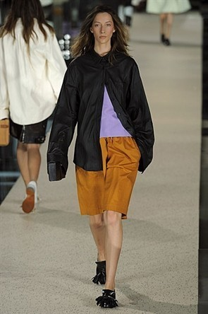 London Fashion Week: Topshop Unique, Acne и Marios Shwab. Изображение № 25.