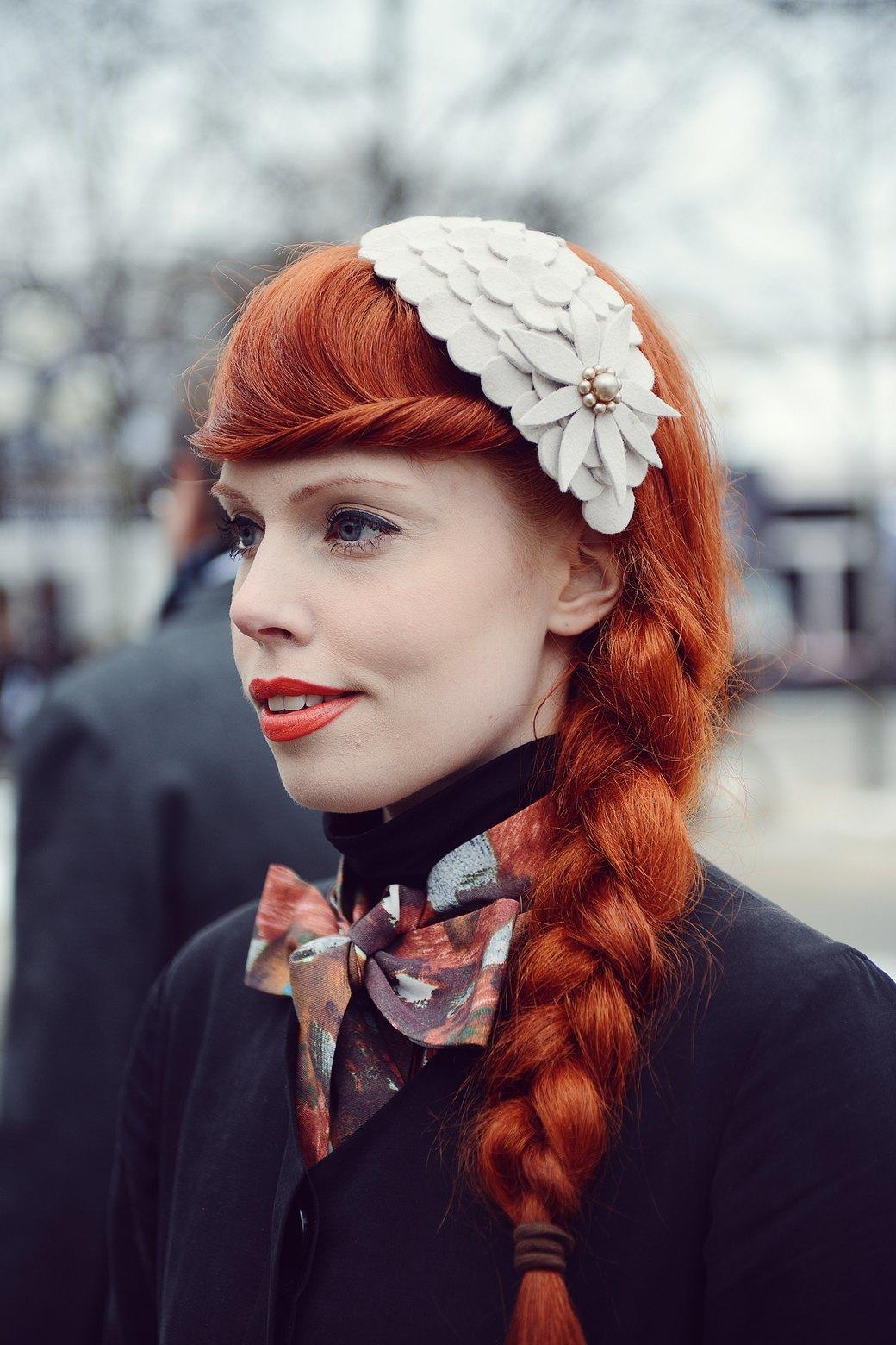 Шубы и горох на Stockholm Fashion Week. Изображение № 15.