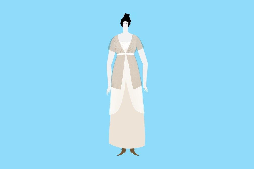 8 платьев, которые изменили ход истории . Изображение № 1.