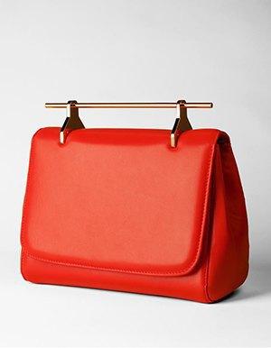 Геометричные сумки M2Malletier. Изображение № 4.