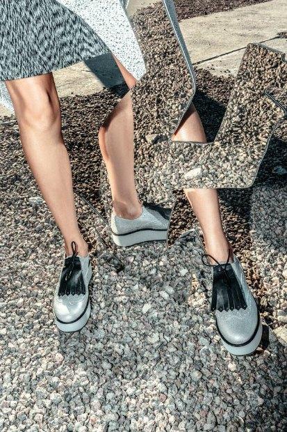 Марка AFOUR и магазин Nevalenki сделали ботинки с яичницей. Изображение № 4.