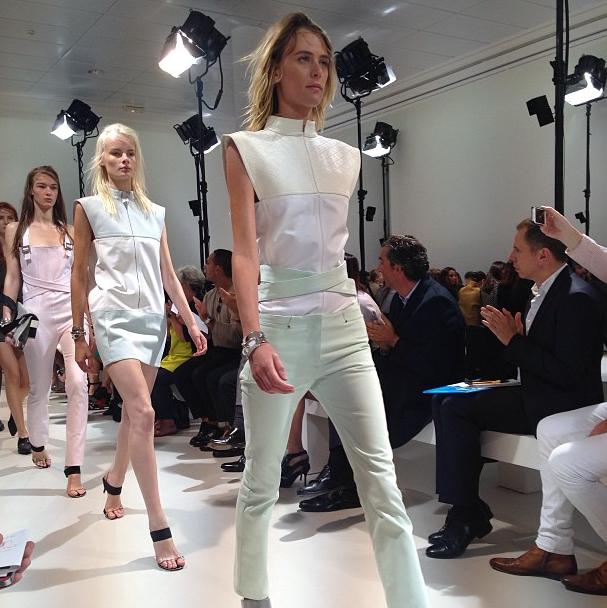 Прямой репортаж  с Paris Fashion Week:  День 3. Изображение № 9.