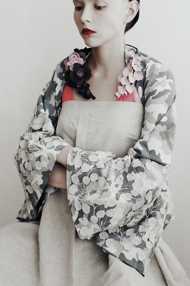 Вышел новый лукбук Asiya Bareeva. Изображение № 4.