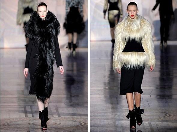 Показы на London Fashion Week AW 2011: день 4. Изображение № 24.