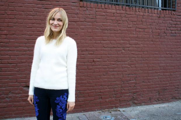 Гардероб: Мари Хэндкер Уолтерс, автор блога Blame It On Fashion. Изображение № 2.