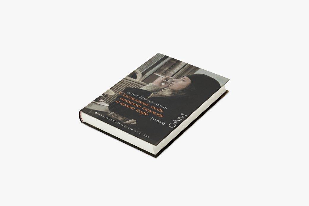 Аньес Мартен-Люган о том, как самостоятельно издать хитовый роман. Изображение № 2.