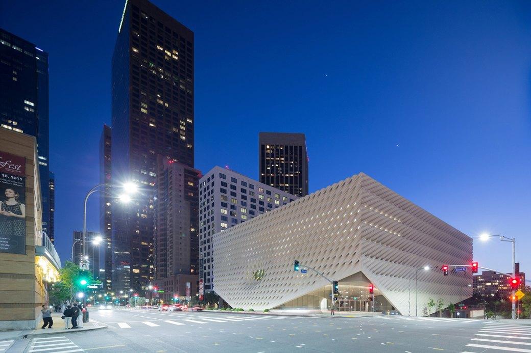 Музей современного искусства The Broad  в Лос-Анджелесе. Изображение № 7.