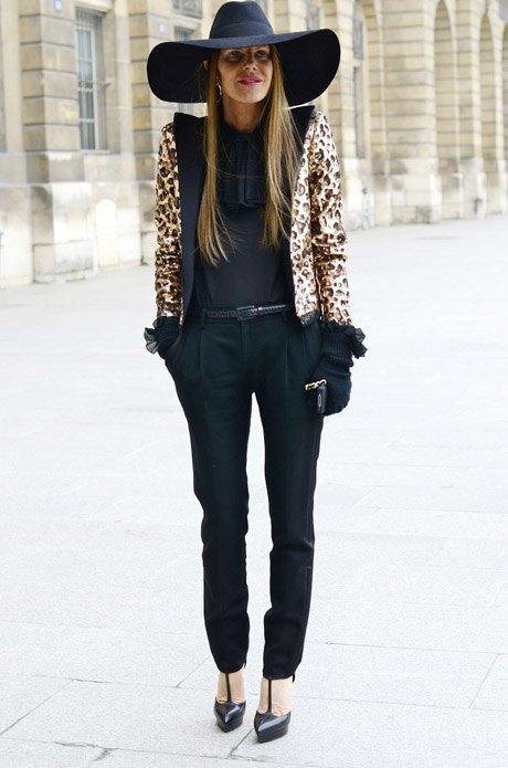 Гости Парижской недели моды FW13, часть 1. Изображение № 7.