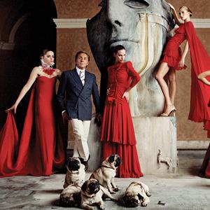 Парижская неделя моды: Показы Chanel, Valentino, Alexander McQueen и Paco Rabanne. Изображение № 20.