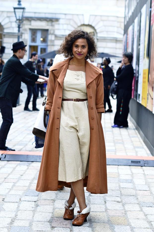 Streetstyle: Неделя моды в Лондоне, часть 2. Изображение № 26.