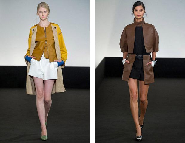 Парижская неделя моды: Показы Kenzo, Celine, Hermes, Givenchy, John Galliano. Изображение № 25.