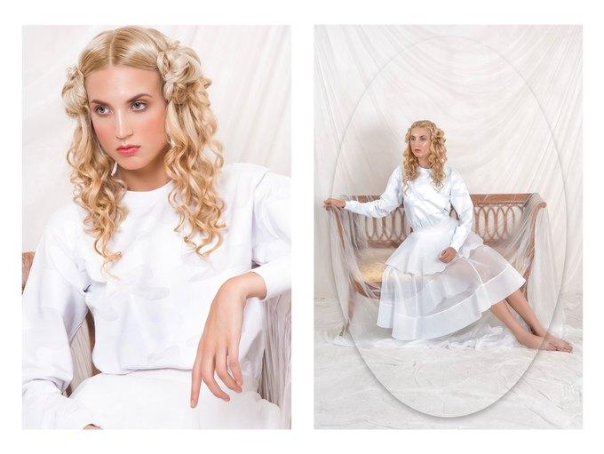 Фото Евгения Павленко, стиль Ксения Шнайдер, модель Ксения Биличкевская. Изображение № 6.
