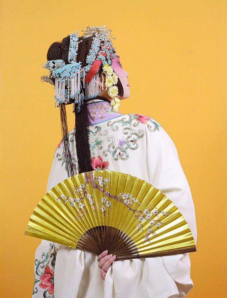 «Opera»: Студенты Пекинской оперы  в традиционных костюмах. Изображение № 7.