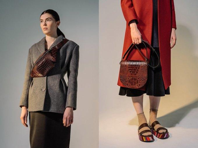 IMAKEBAGS показали новую коллекцию лаконичных сумок. Изображение № 1.