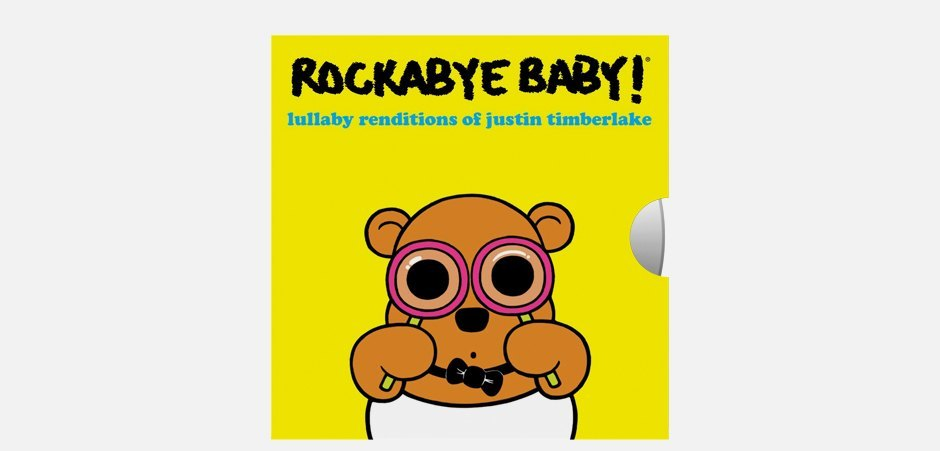 «Rockabye Baby!»: Подборки колыбельных из известных песен. Изображение № 1.