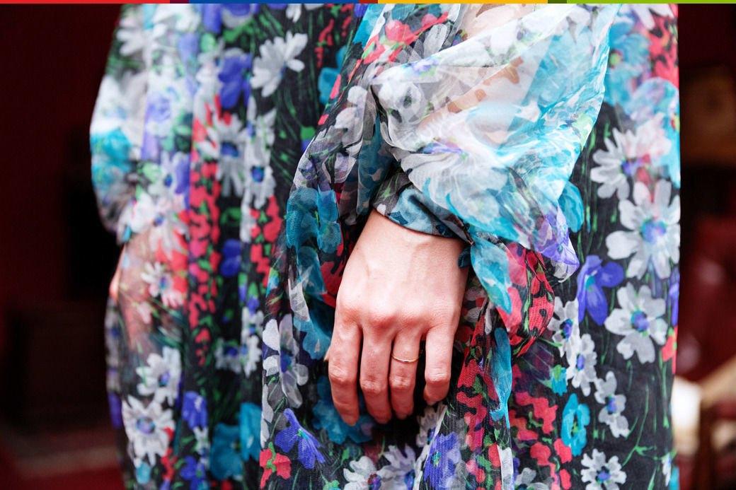 Психоделия: Дизайнер обуви Джорджи Би и ее коллекция винтажа. Изображение № 23.