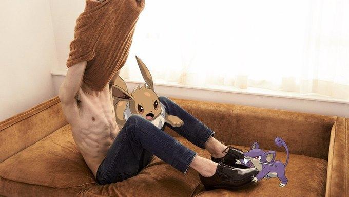 Мода, только лучше: Тумблог Pokemon x Fashion. Изображение № 6.