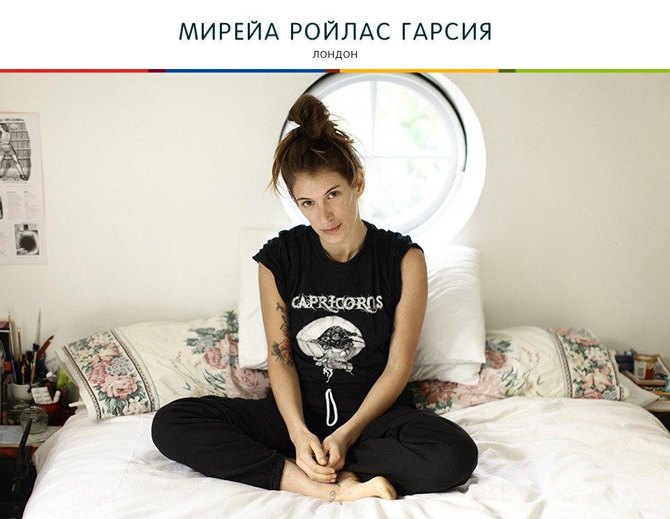 London rocks: Стилист Мирейа Гарсия и ее коллекция футболок. Изображение № 1.