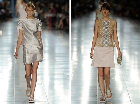 Показы на London Fashion Week SS 2012: День 4. Изображение № 4.