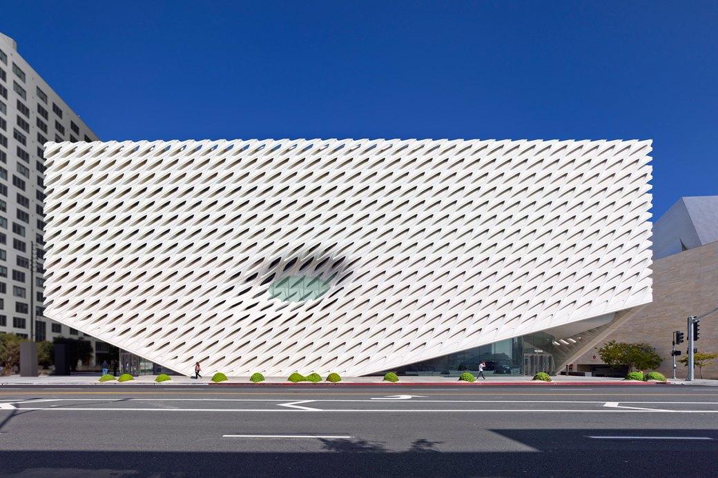 Музей современного искусства The Broad  в Лос-Анджелесе. Изображение № 1.