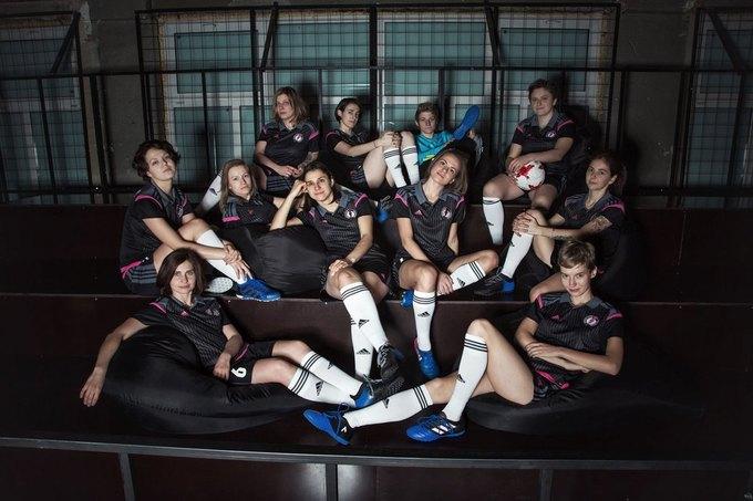adidas разработали форму для женского футбольного клуба GirlPower. Изображение № 3.