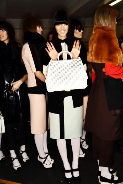Новые лица: Лина Чжан, модель. Изображение № 55.