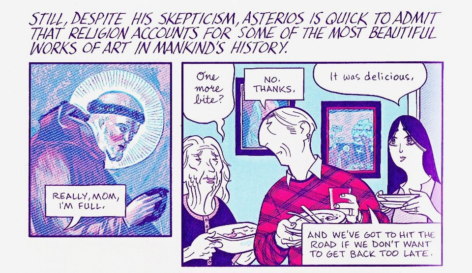 10 комиксов про отношения. Изображение № 10.