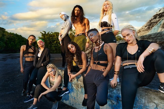FKA twigs объявила о своей коллаборации с Nike. Изображение № 4.