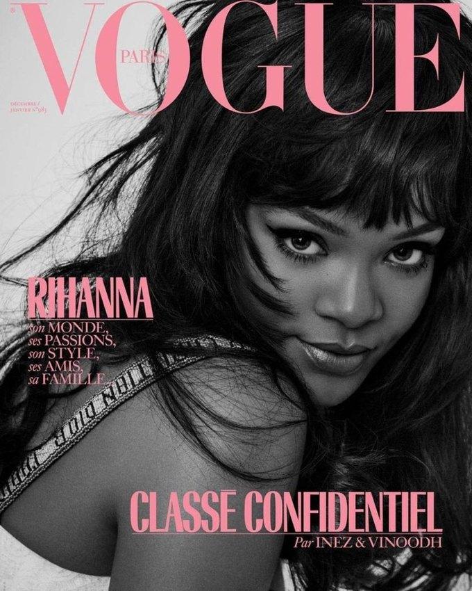 Названы лучшие обложки модных журналов 2017-го. Изображение № 23.