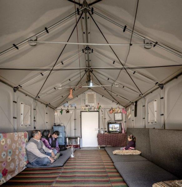 IKEA предоставит 10 тысяч временных домов  для беженцев. Изображение № 3.