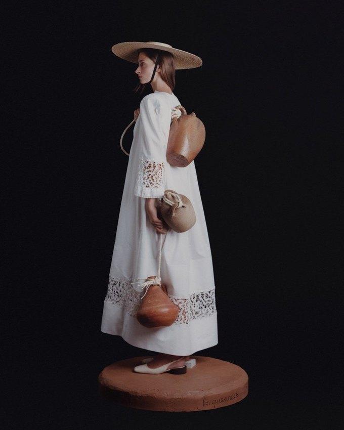 Jacquemus посвятили кампанию традиционной скульптуре Прованса. Изображение № 3.