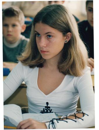 «У тебя есть секрет?»: Редакция Wonderzine заполняет школьную анкету. Изображение № 4.