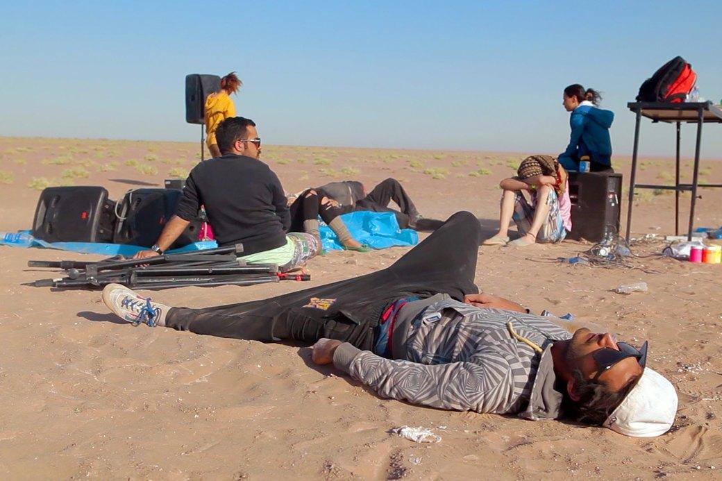 Режиссёр фильма «Рейвы в Иране» о техно в пустыне, обысках и свободе. Изображение № 1.