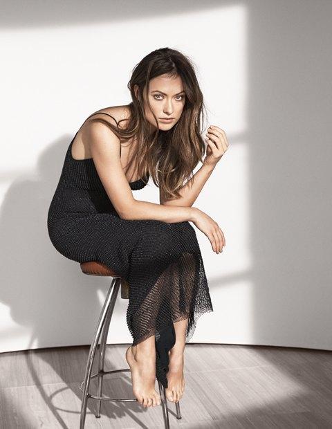 Опубликована рекламная кампания H&M Conscious Exclusive с Оливией Уайлд. Изображение № 4.
